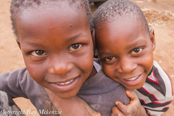 Orphans from White River Area South Africa 1