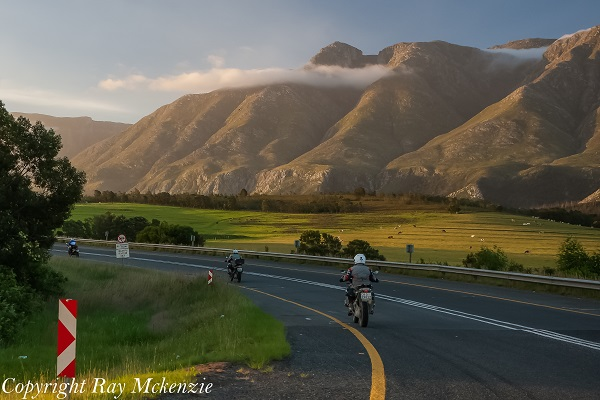 South Africa Day 4 - with Neale Bayly and Anthony Carrino Baby highway Swellendam 2