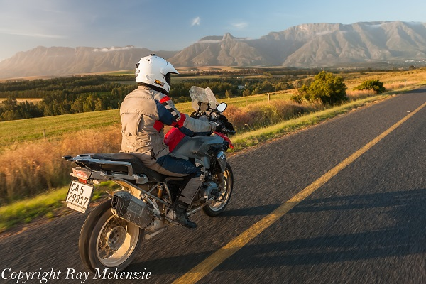 South Africa Day 4 - with Neale Bayly and Anthony Carrino Baby highway Swellendam