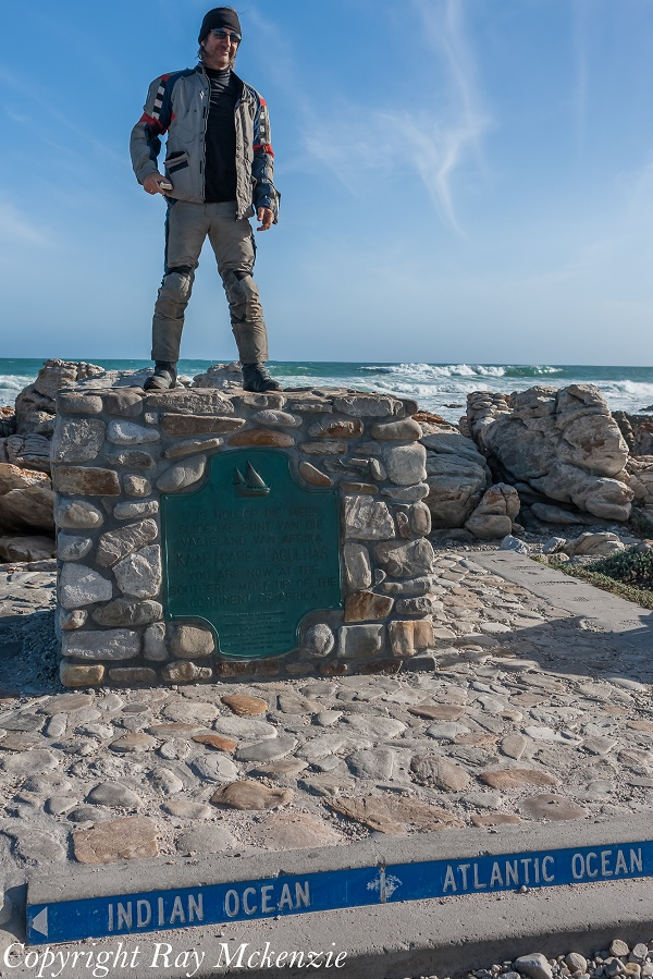 South Africa Day 4 - with Neale Bayly and Anthony Carrino Cape Agulhas 3