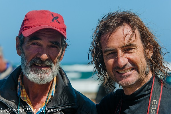 South Africa Day 4 - with Neale Bayly and Anthony Carrino Seal Island Captain