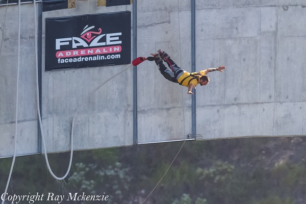South Africa Day 5 with Neale Bayly and Anthony Carrino Bungee 4