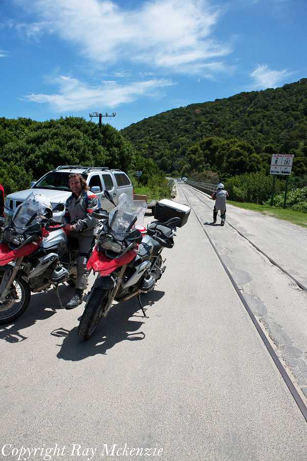 South Africa Day 5 with Neale Bayly and Anthony Carrino Rail Bridge