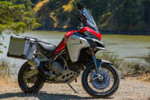 Ducati Multistrada 1200 Enduro vs KTM 1290 Super Adventure Ray Mckenzie Maptacs photography 2