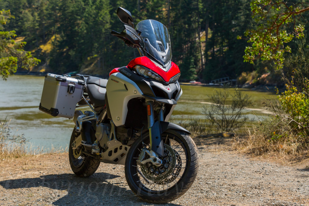 Ducati Multistrada 1200 Enduro vs KTM 1290 Super Adventure Ray Mckenzie Maptacs photography 4